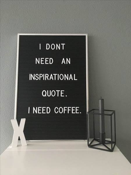 letterboard inspirational