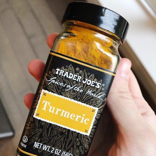 turmeric seasoning