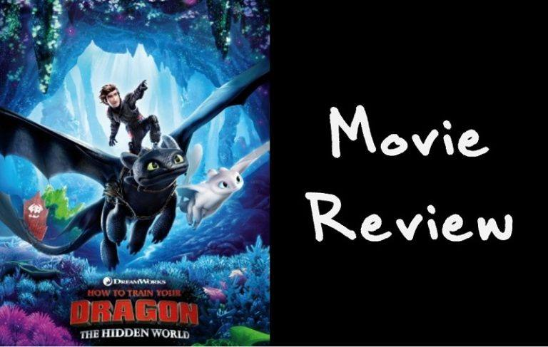 Movie Review: How to Train Your Dragon–The Hidden World