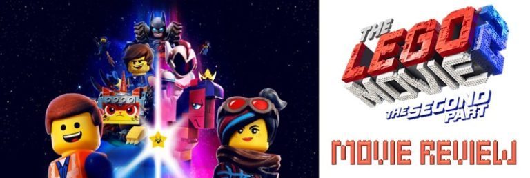 Movie Review: The LEGO Movie 2–The Second Part