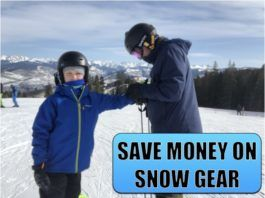 Renting Ski Apparel is Brilliant for Families