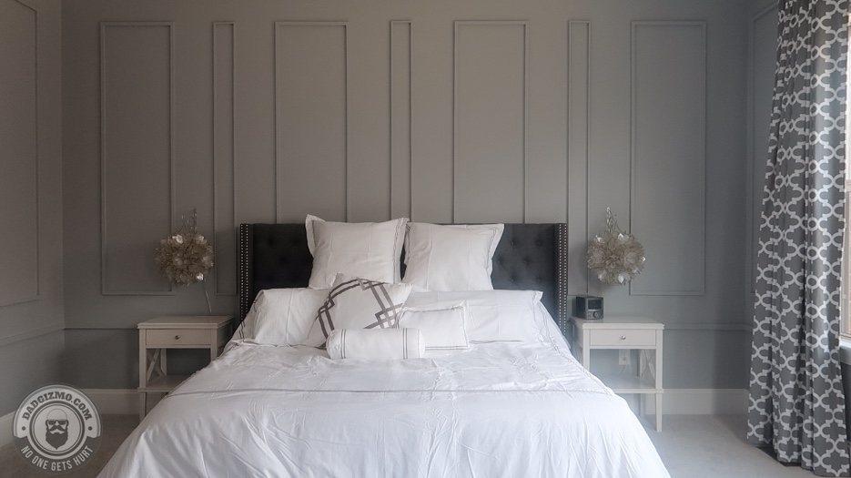 Bedroom Wall Trim