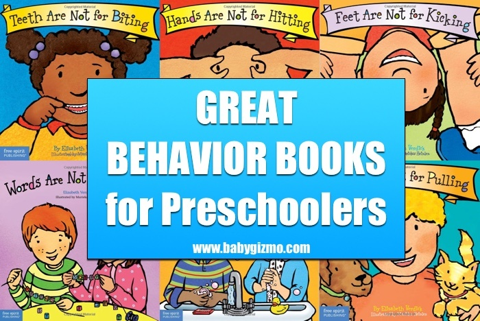 Behavior Books For Preschoolers
