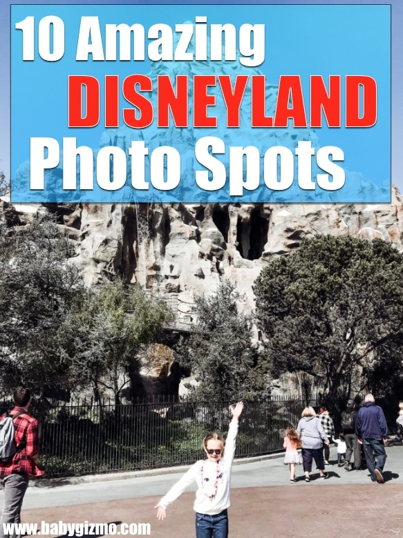 10 Not Very Popular, But Amazing Disneyland Photo Spots