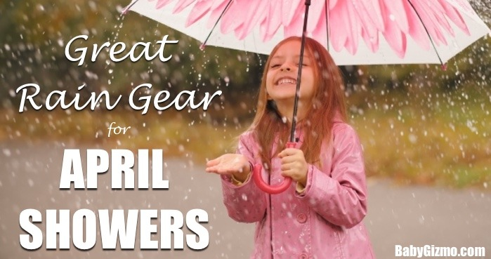 Great Rain Gear Picks For Spring