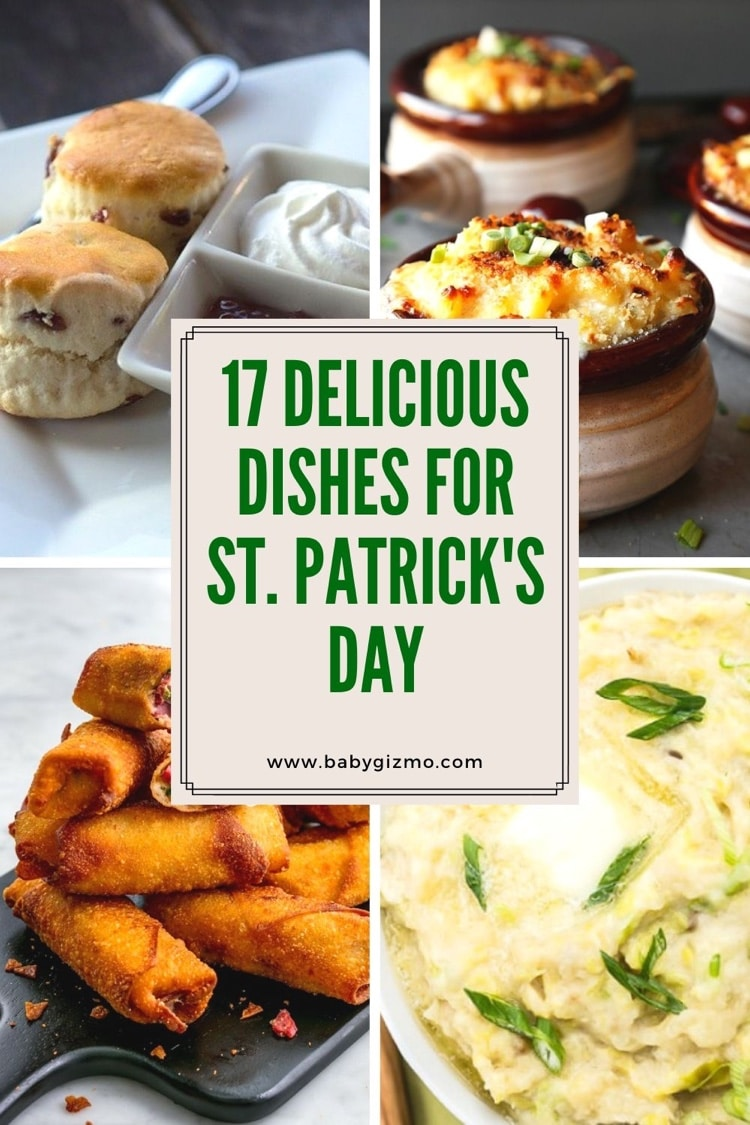 17 Delicious Dishes for St. Patrick's Day Recipes