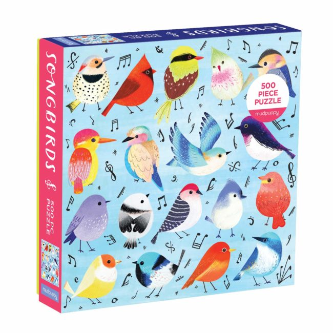 Song Birds Puzzle for Kids