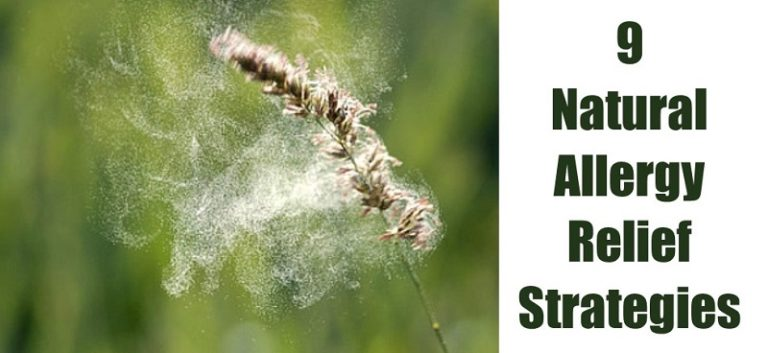9 Natural Allergy Relief Strategies