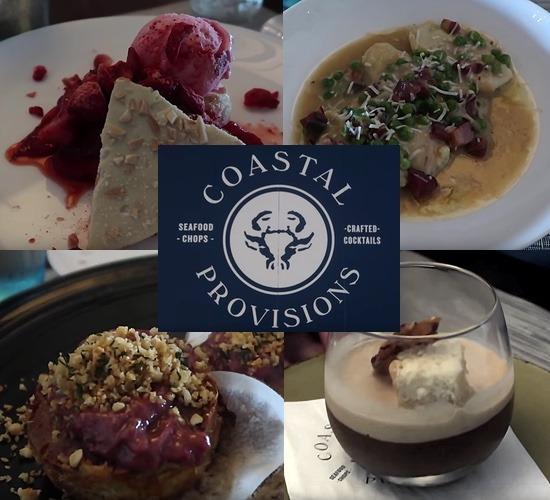 coastal provisions food options
