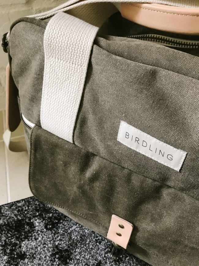 Birdling Weekender Bag