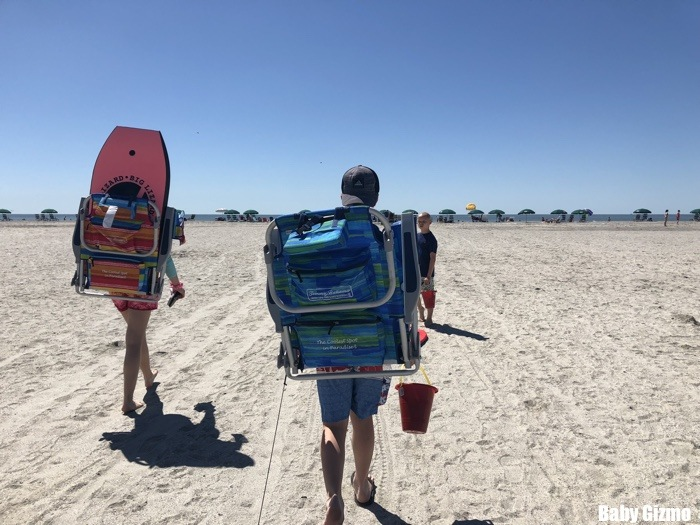 Wild Dunes Beach Kids
