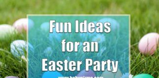 Great Ideas for Your Easter Party