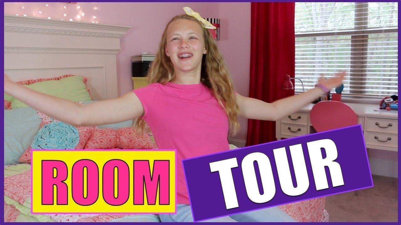 Teen Room Tour Reveal