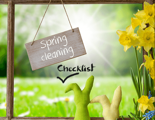 Spring Clean to Find What Sparks Joy