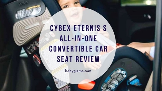 Cybex Eternis S All-In-One Convertible Car Seat Review