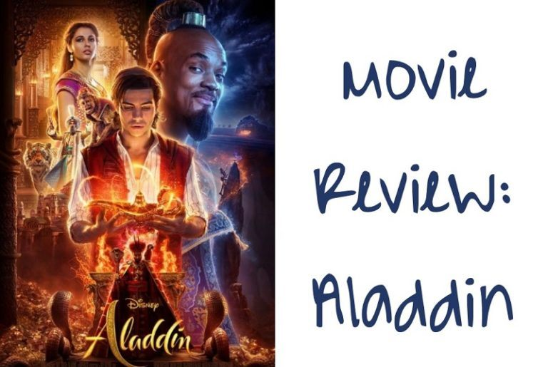 Movie Review: Disney Aladdin