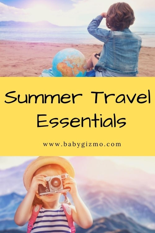 5 Summer Travel Essentials