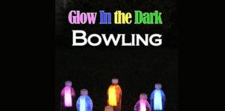 Glow in the Dark Night Time Bowling