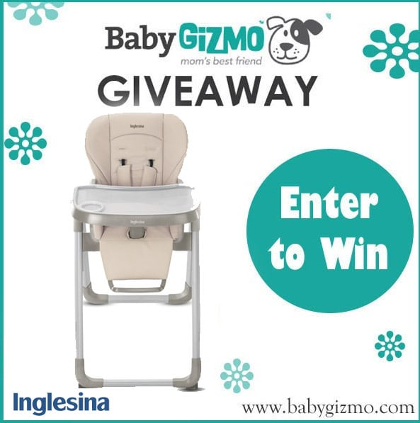 Inglesina My Time Giveaway
