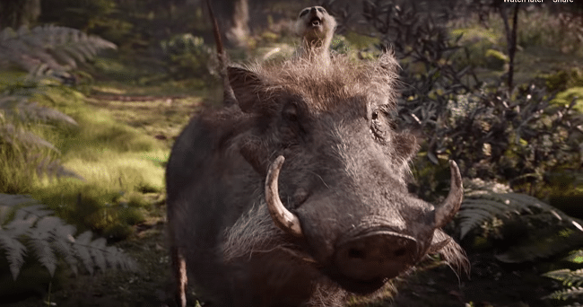 The Lion King: Timon and Pumbaa
