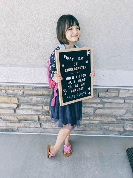 Adalynn-kindergarten