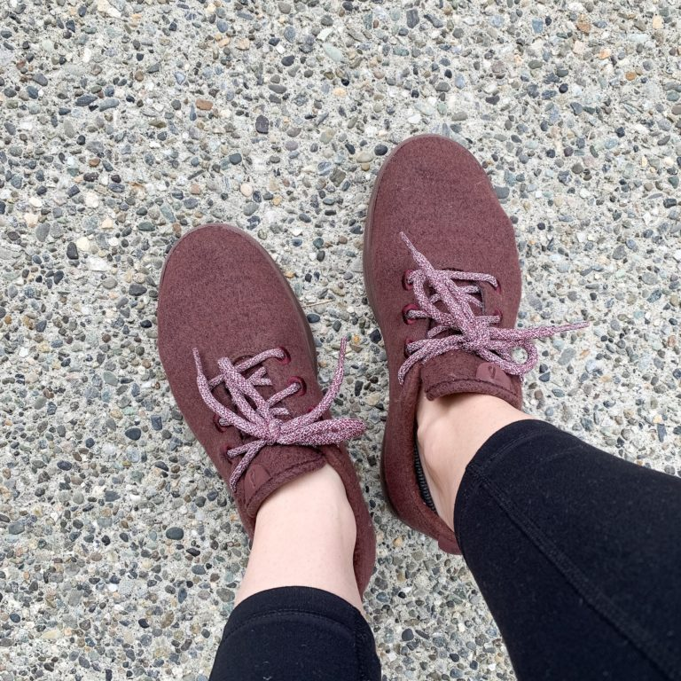 Review: Wool Allbirds Runners Shoes