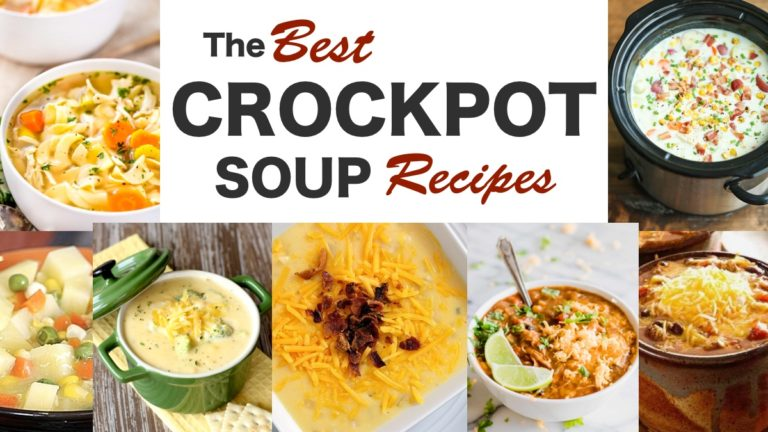 Best Crockpot Soup Recipes for Fall