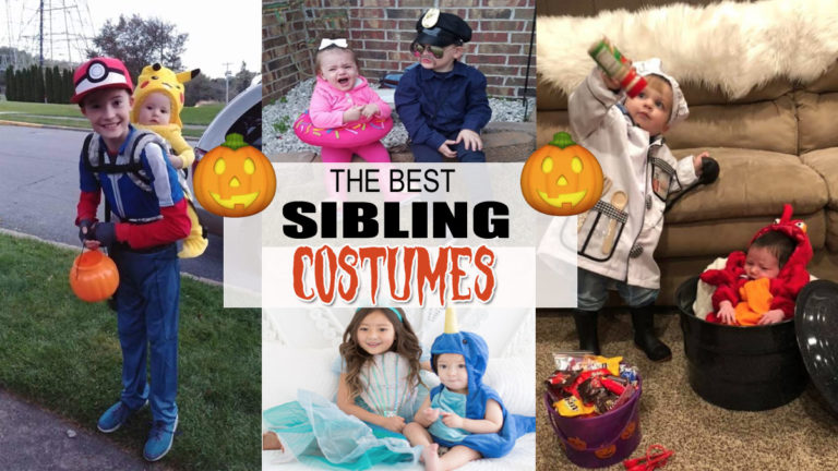 12 Sibling Costumes That Are Just Too Cute