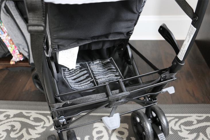 Summer Infant 3dlite+ Stroller Basket