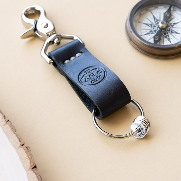 The Wander Club Keychain Review