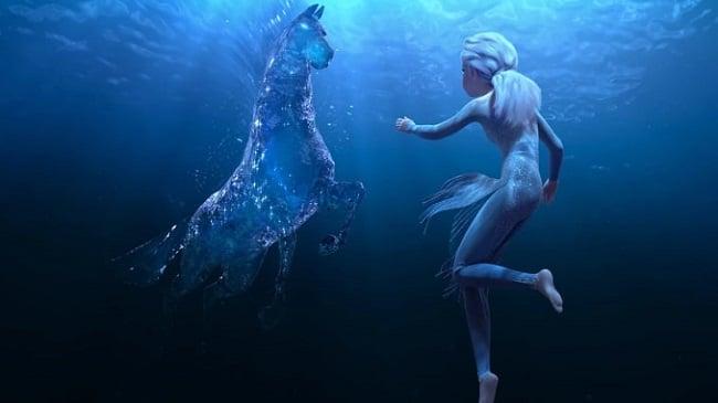Frozen II: Elsa and the Nokk