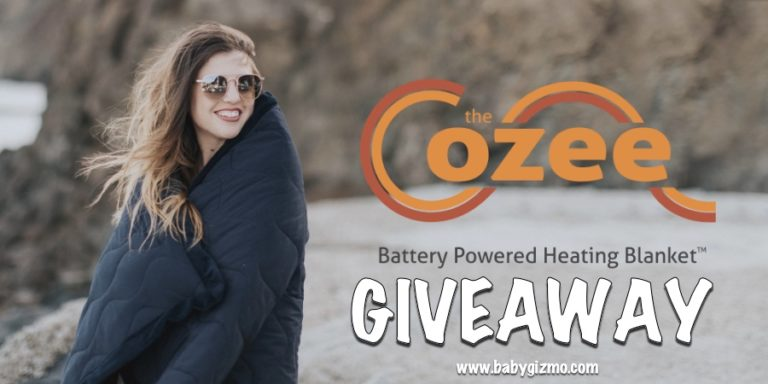 Keep Warm This Winter with The Cozee + Giveaway