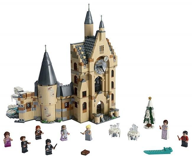Harry Potter LEGO Clocktower