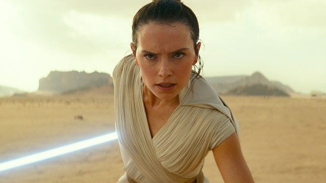 movie review: the rise of skywalker