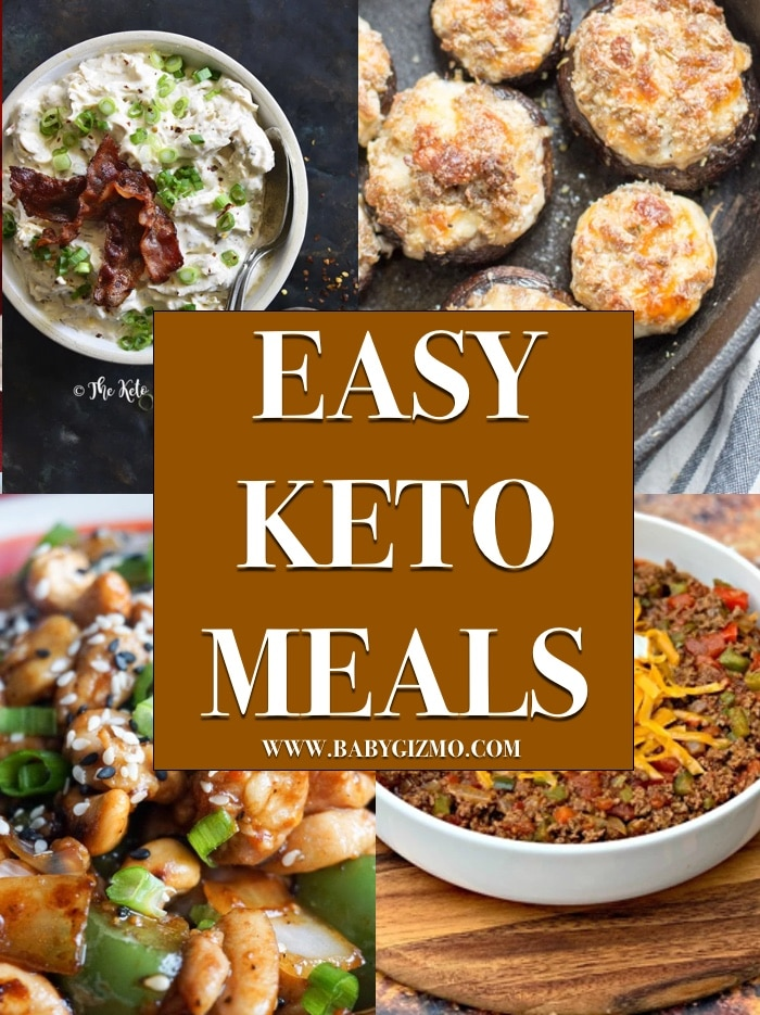 10 Easy Keto Recipes to Start a New You