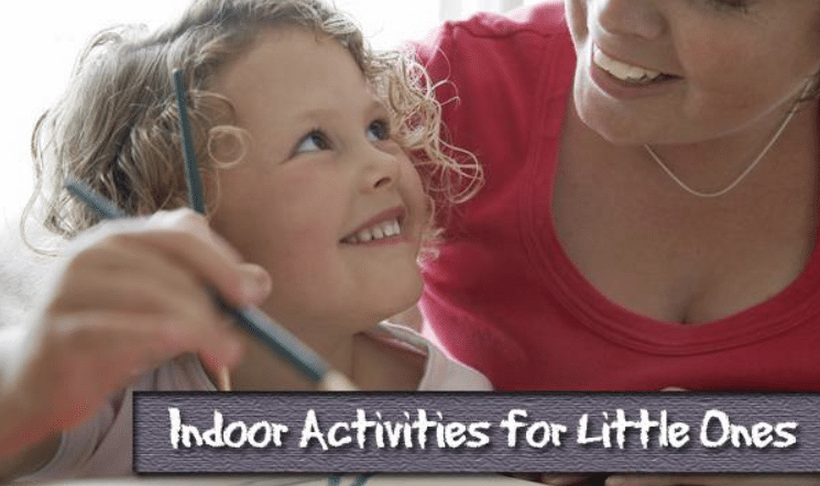 Indoor Activity Ideas For Your Little Ones This Winter