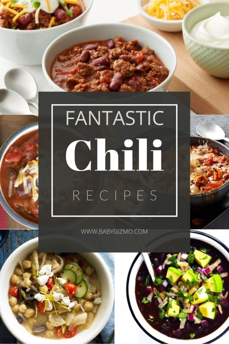 8 Tasty Chili Recipes
