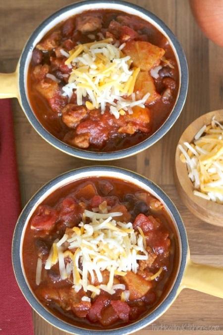 Recipe: Chili 3 Ways