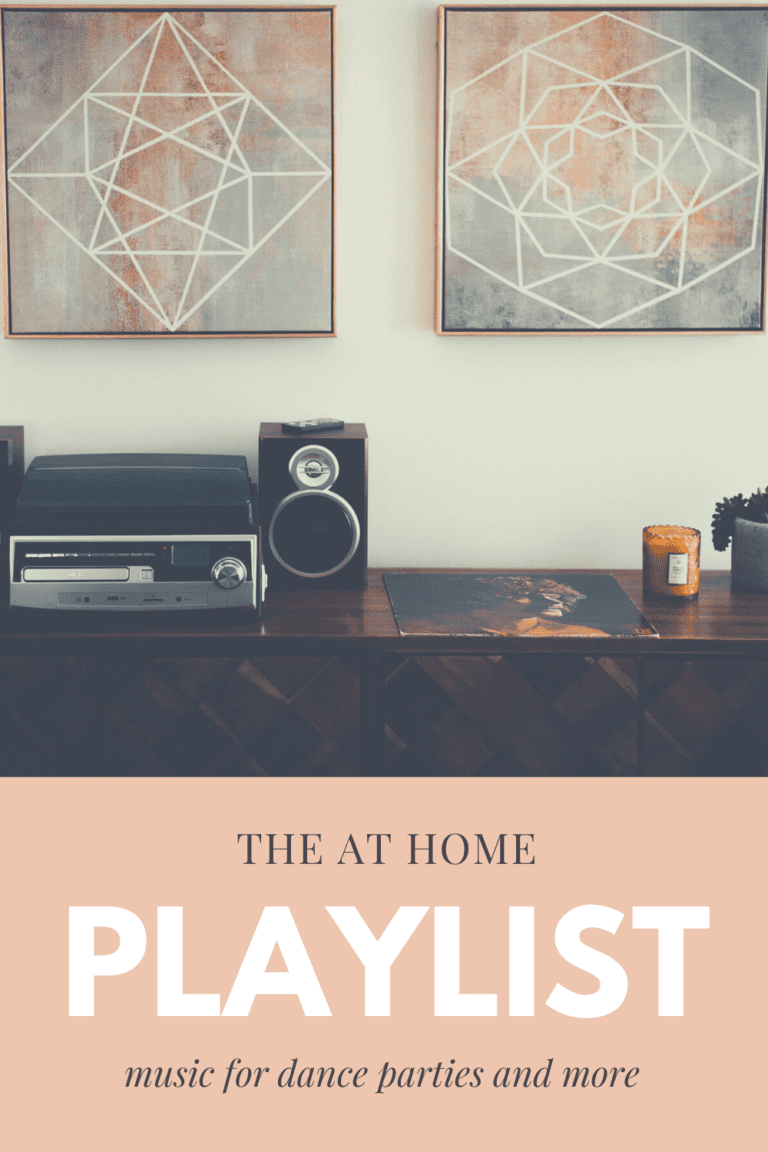 The At Home Playlist