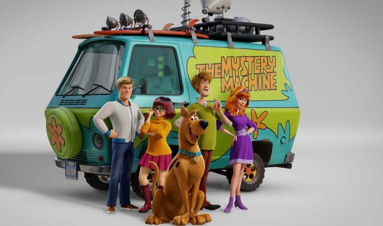 Movie Review: Scoob!