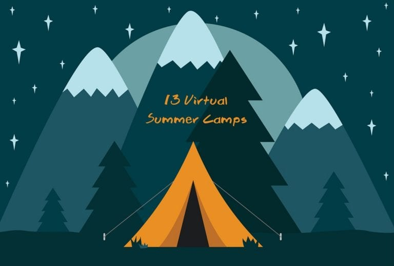 13 Virtual Summer Camps