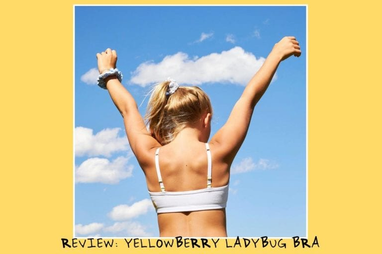 Review: Yellowberry Ladybug Bra
