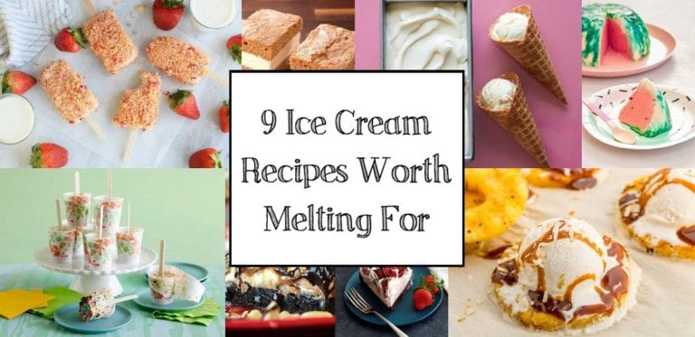 9 Ice Cream Treats Worth Melting For