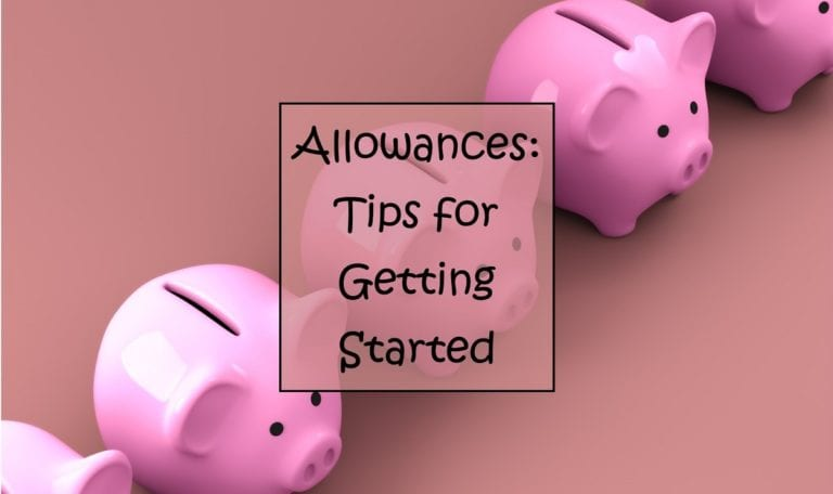 Allowances: Tips for Getting Started