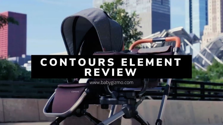 Contours Element Stroller Review (Video)