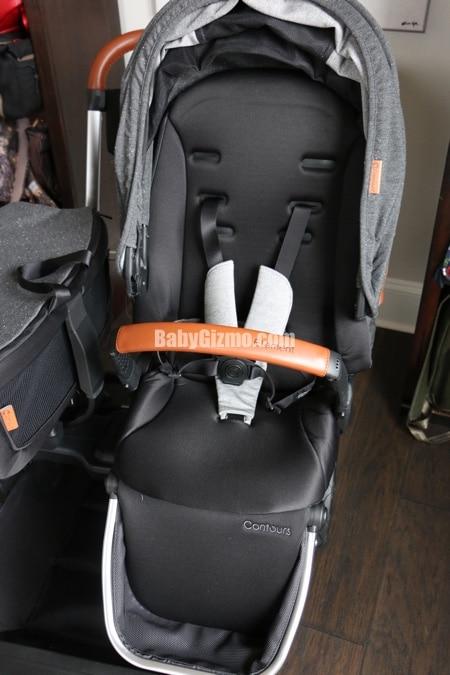 Contours Element Stroller Seat