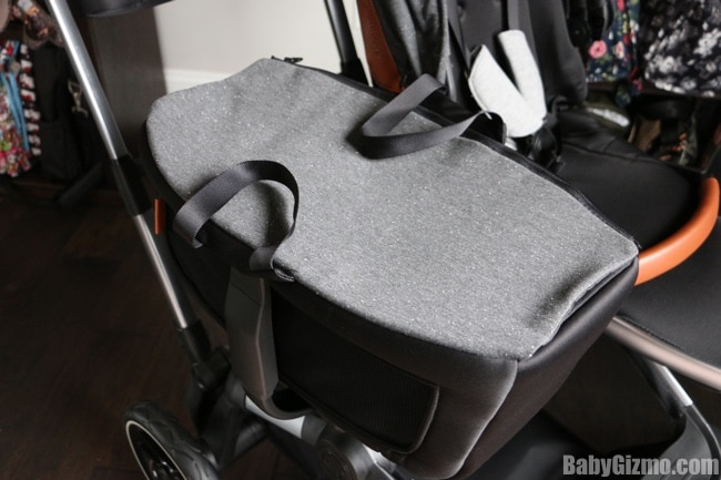 Contours Element Stroller Tote