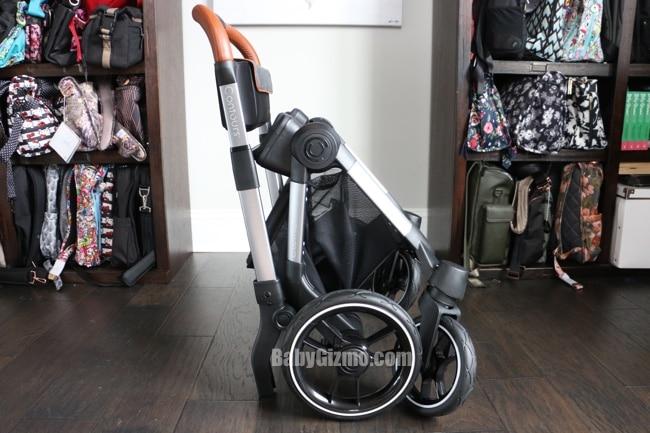 Contours Element Stroller Fold
