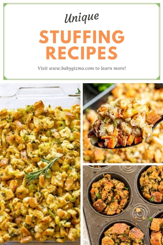 8 Unique Stuffing Recipes
