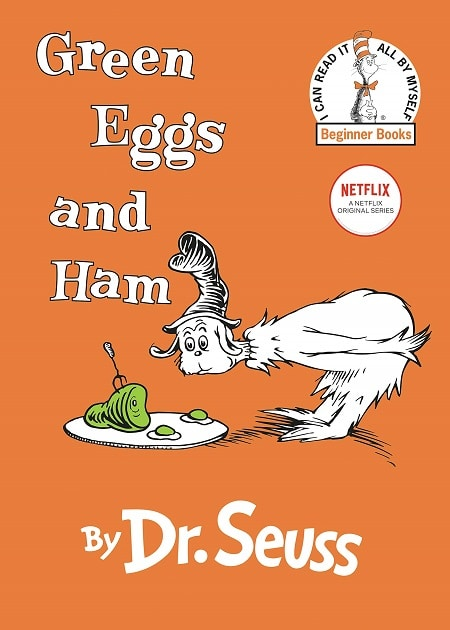 pickey eater: green eggs and ham